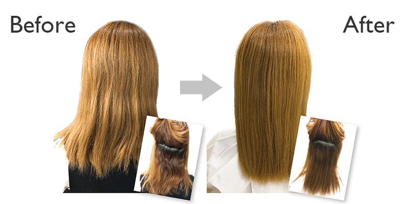 白楽の美容院(美容室)ブリアンス-コンセプト ビビリ毛もクセ毛も全く傷ませず改善!「アシッド(酸)ストレート」で艶髪へ!